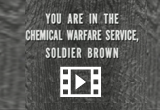WWII Chemical Warfare Service Training Video