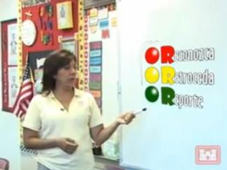 3Rs Video - USACE - Message C (Classroom) Spanish