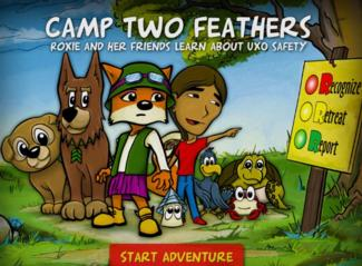 Camp Two Feathers